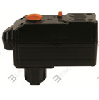 ELECTRIC ACTUATOR 12VDC 24VAC 120VAC ON-OFF QM ISO TOP