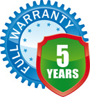 Extended Warranty Registration
