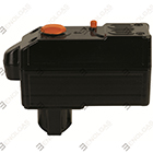 ELECTRIC FLAT ACTUATOR 24VAC ISO TOP QM