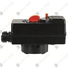 ELECTRIC ACTUATOR QUARTER TURN MODULTION 24V AC/DC