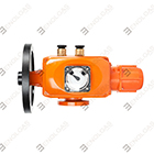ELECTRIC ACTUATOR ON/OFF POSITIONING 24V AC