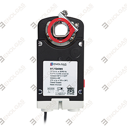 DAMPER ELECTRIC ACTUATOR | ON-OFF | 120V AC