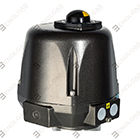 ELECTRIC BLACK BELL ACTUATOR MODULATING 24V AC/DC, 4-20m-A, 120VAC, 0-10VDC, ISO TOP