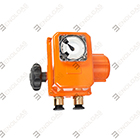 ELECTRIC ACTUATOR ON/OFF POSITIONING 24 VDC  24VDC  24VAC  120VAC  0-10VDC  4-20m-A  3x480VAC  ISO TOP